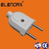 Prise électrique européenne à 2 broches (P7052)