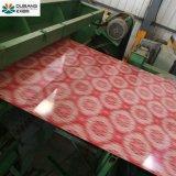 Neues Muster PPGI &Color beschichtete Stahlring