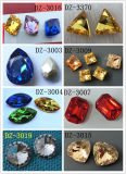 China-Fabrik-Qualitäts-Kristallraupen in der Masse