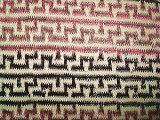 Tessuto di lavoro a maglia della banda Colourful spessa dell'ago