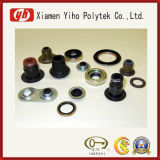 La gomma per metal le aziende di legame fornisce la guarnizione di gomma del metallo/rondella di gomma del metallo