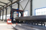 Bock-Typ hydraulische geraderichtende Maschine für Elektrizität Pole, Aufsatz