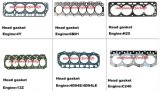 Carro partes separadas da Junta do Cabeçote/junta da cabeça 4y/6bg1/6bb1/H25/13z/4D94E/4D94LE/C240