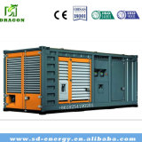 CE & ISO Standard Green Power Water Cooling 300kw Biogas Generator
