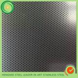 Ss 장 304 201는 싼 가격 좋은 품질을%s 가진 강철 제품을 돋을새김했다