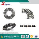 La Chine a fait de béton de haute qualité sur le fil de Diamants scie de coupe