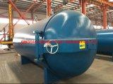 ASMEおよびセリウムによって修飾されるゴム製圧力容器またはゴムオートクレーブまたはオートクレーブ