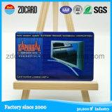 RFID cartão esperto da identificação do PVC do espaço em branco de 13.56 megahertz para o estudante/empregado