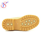 Le travail de fonctionnement de sûreté d'injection d'enfants de gosses ajusté par famille amorce des chaussures pour la fonction extérieure (SVWK-1609-044 LE TAN LÉGER)