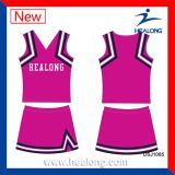Healong Quick Dry Digital Print Clothing Cheerleader