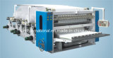 Tejido automática máquina de plegado de papel tejido Faical máquina
