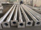Pole léger en acier de haute qualité
