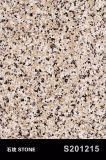 [إيس9001] حجارة حبة كسا لون ألومنيوم ملفّ