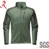 Водоустойчивая и Breathable куртка Softshell способа (QF-4121)