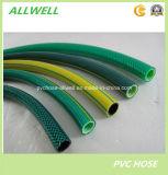 Plastik-Belüftung-flexible Faser geflochtener verstärkter Bewässerung-Wasser-Rohr-Garten-Auto-Waschenschlauch