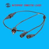中国の製造業者2-12 Pin IP67 Yのケーブルコネクタ