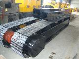 De Uitrustingen van het Spoor van /Steel van de Chassis van het Spoor van het staal