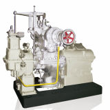 단단 배압 증기 터빈
