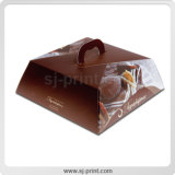 Gâteau de la conception créative / boîtes de pâtisserie, de papier carton Boîte de couleur
