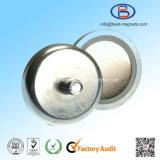 10 jaar van de Fabriek van de Ervaring ISO van de Magnetische Pot Van uitstekende kwaliteit met de Sterke Gesinterde Magneten van het Neodymium NdFeB