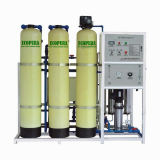 軟化剤1000L/H (RO)が付いている逆浸透の水処理または浄水機械