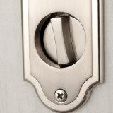 장붓 구멍 문 안전 자물쇠를 미끄러지는 현대 고품질 공단 니켈
