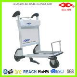 Carrito del equipaje del aeropuerto de la aleación de aluminio (GS13-250)