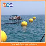 Geöffnete untere Fallschirm-Luft-Aufzug-Unterwasserbeutel