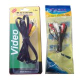 kabel 3r-3r Cable/RCA Cable/AV/Audio en VideoKabel