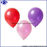 De ronde Ballons van het Latex van de Vorm Standaard voor de Decoratie van Festivallen en van de Partij