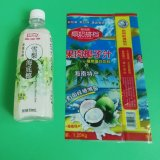 Kurbelgehäuse-Belüftungshrink-Hülsen-Kennsatz für Getränkeflasche