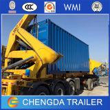 Behälter-Seiten-Ladevorrichtungs-Schlussteil der China-nagelneuer 3 Wellen-40FT für Verkauf