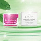 Crema di fronte d'idratazione d'imbiancatura organica naturale dell'estetica della crema di fronte di Qbeka 100%