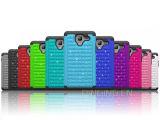 Caixa Shockproof do telefone de Bling Diamod para o hidro alcance C6743 de Kyocera