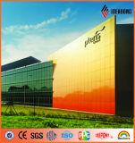 Certificat d'ASTM fait dans le panneau de revêtement composé en aluminium de la Chine