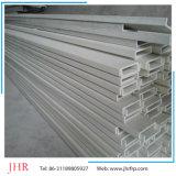 Resistentes à corrosão pequeno e grande e incêndio - perfis resistentes de Pultruded da fibra de vidro