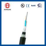 Câble fibre optique sous-marin du faisceau GYTA33 8 de haute résistance