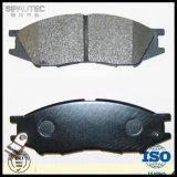 Stootkussens van de Rem van de Fabriek van het Stootkussen van de Rem van China de Auto voor Nissan Renault D1193 410606n091