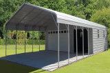 Гараж стальной структуры низкой стоимости и высокого качества