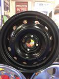 Roda sem câmara de ar da auto roda do tamanho 17*5.00b/Bvr da borda