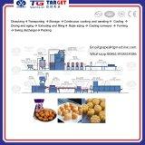 Enchimento Central automático completo Toffee Máquinas para fazer doces suaves para venda