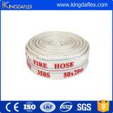 tuyau d'incendie de toile du tuyau d'incendie de PVC de 65mm/PVC