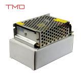 ユニバーサルAC 110V-220VへのDC 12V 5A 60WはLEDの滑走路端燈のための切換えの電源の変圧器を調整した