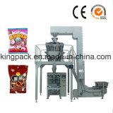 Máquina de enchimento automática cheia vertical da selagem de embalagem da microplaqueta de batata