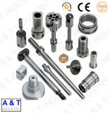 Peças de giro do alumínio personalizado CNC/aço de bronze/inoxidável/máquina