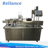 Los aceites esenciales de la máquina de sellado de llenado de botellas