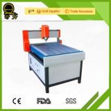 Mini router Ql-6090 di CNC del metallo di Jinan