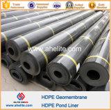 방수 단 하나 측 또는 두 배 측 짜임새 HDPE Geomembrane