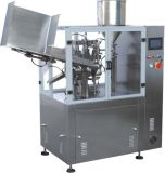 플라스틱 알루미늄 관 장식용 크림 연고를 위한 채우는 밀봉 기계