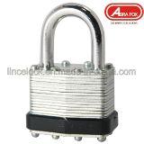 El candado/el acero laminó el candado/el candado de acero/el bloqueo de cilindro de cobre amarillo (401)